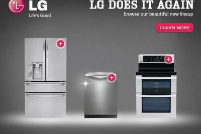 LG AppliancesMaking Greener Coolers